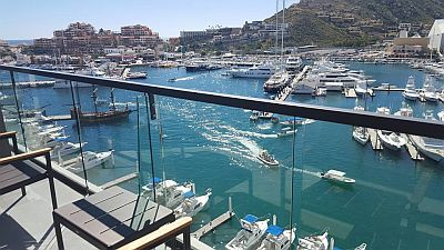 breathless cabo marina view