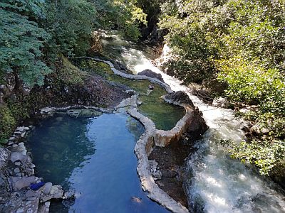 costa rica hot springs park