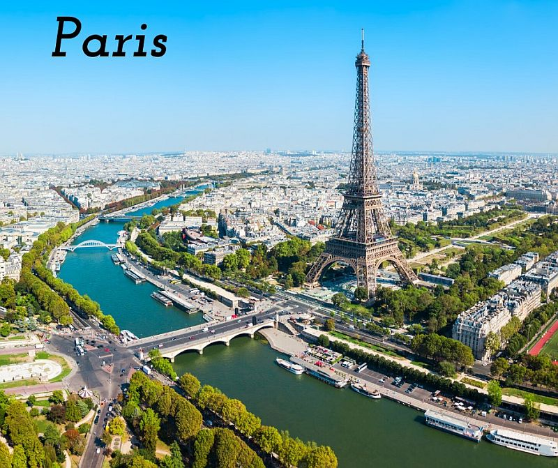 paris travel agency