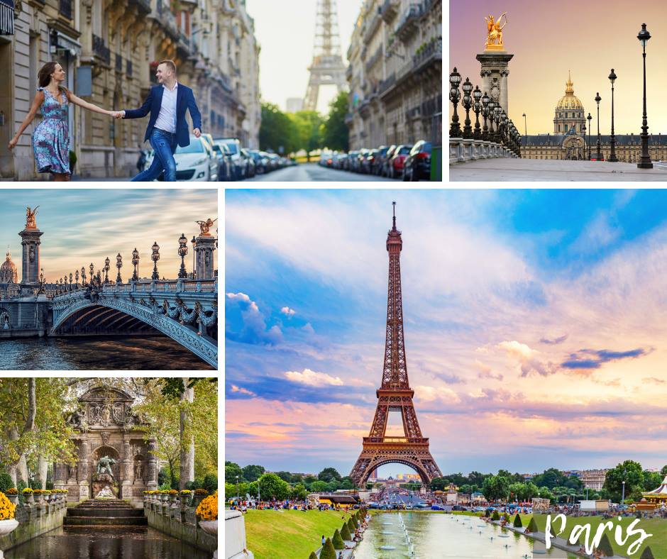 Paris vacation agent